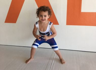 Houston Wrestling - Tots Ages 3 to 5