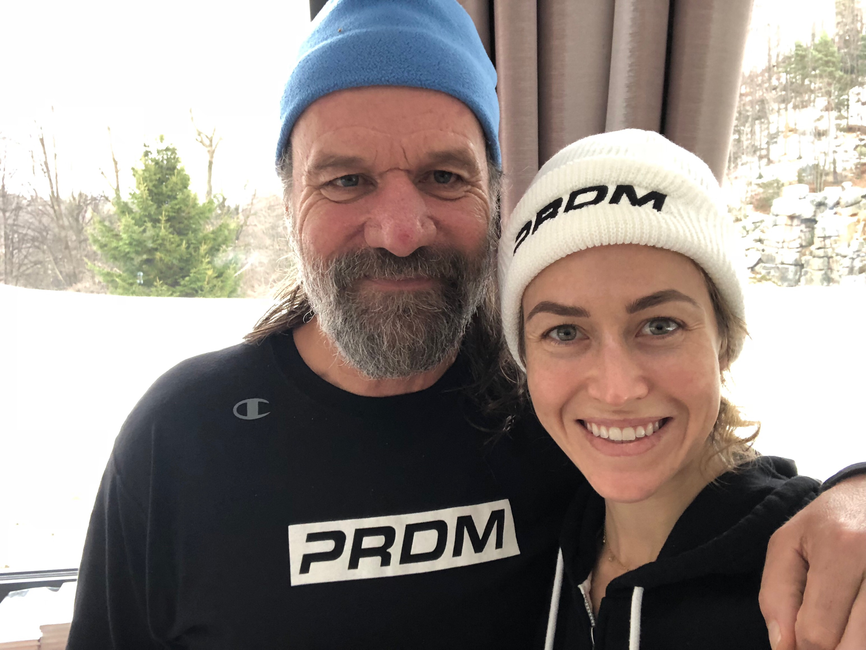 """Benefits of """"Wim Hof Method"""" for Athletes and Martial Artists"""